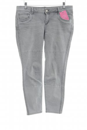 Betty & Co 7/8 Length Jeans grey casual look