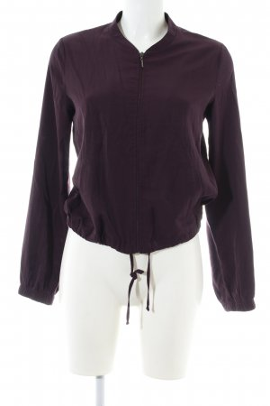 Betty & Co Blouson lilac casual look