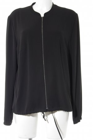 Betty & Co Blouson schwarz schlichter Stil