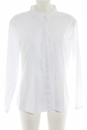 Betty & Co Blusa-camisa blanco estilo «business»