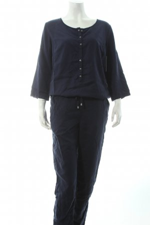 BETTY & CO Jumpsuit dunkelblau Casual-Look