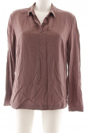 Betty & Co Long Sleeve Blouse bronze-colored casual look