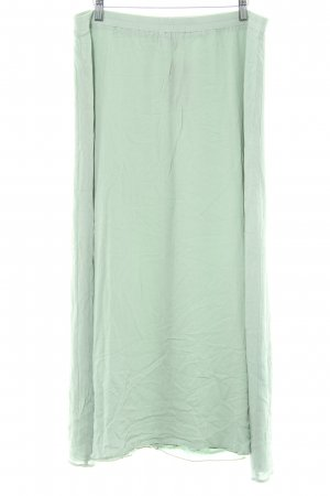 Betty & Co Maxi gonna verde chiaro stile casual