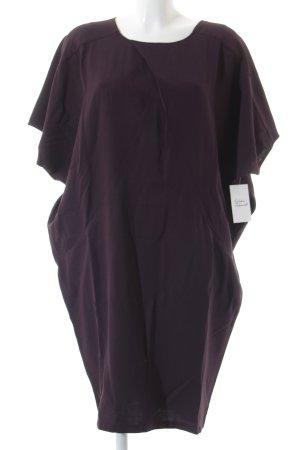 Betty & Co Midikleid dunkelviolett Elegant