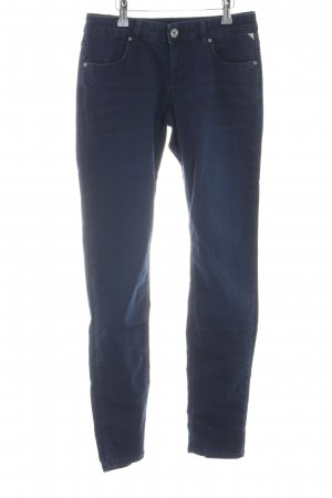 Betty & Co Drainpipe Trousers blue casual look