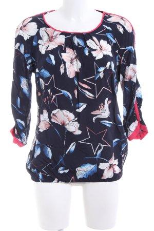 Betty & Co Schlupf-Bluse Blumenmuster Casual-Look