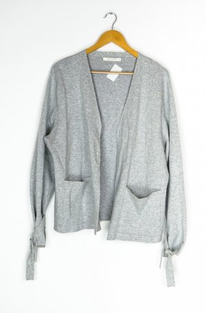 Betty & Co Cardigan silver-colored