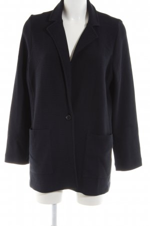 Betty & Co Knitted Coat black business style