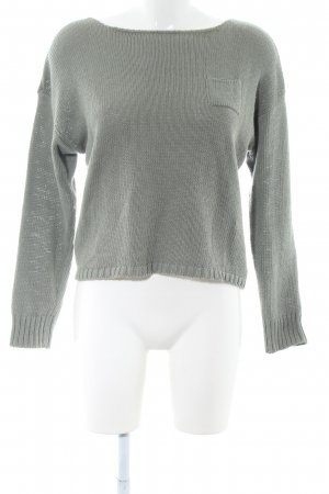 Betty & Co Strickpullover khaki Casual-Look