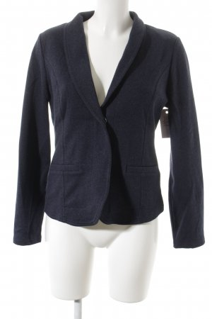 Betty & Co Sweatblazer dunkelblau Casual-Look