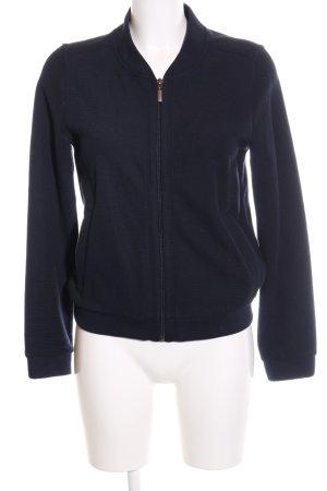 Betty & Co Sweat Jacket blue casual look
