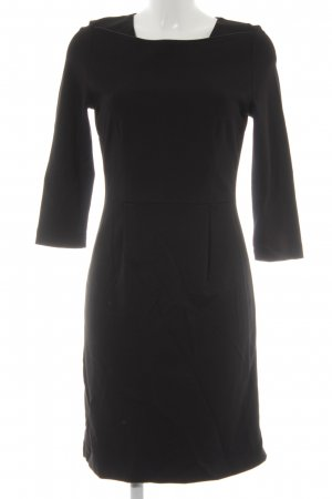 Betty & Co Sweatkleid schwarz Elegant