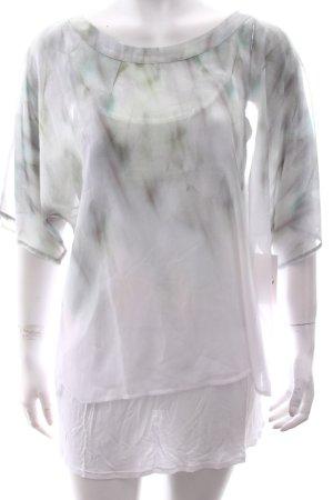 BETTY & CO Tunikabluse Farbverlauf klassischer Stil
