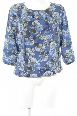 Betty & Co Tunikabluse florales Muster Street-Fashion-Look