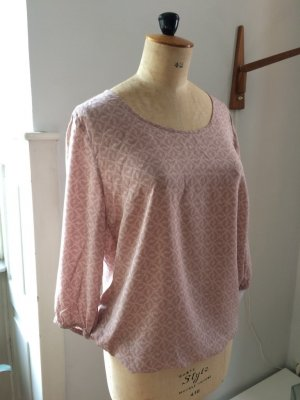 BETTYANDCO - süsse Bluse, Shirt, Viscose, rose, neu, Gr. 38