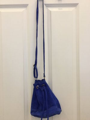 H&M Pouch Bag blue