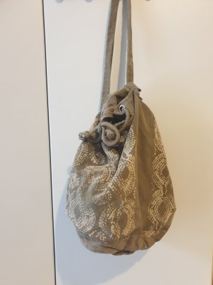 Free People Canvas Bag multicolored