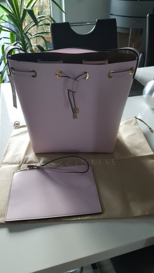 Coccinelle Pouch Bag pink-light pink