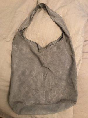 Cyroline Bolso tipo marsupio gris-gris claro