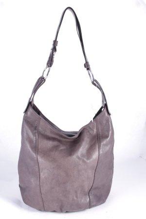 Borsellino marrone-grigio-marrone scuro stile da moda di strada