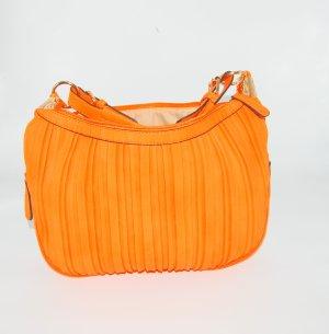 Beuteltasche – Handtasche orange