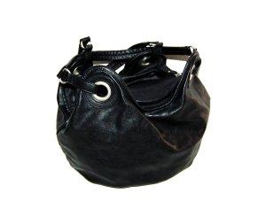 Beuteltasche – Handtasche schwarz