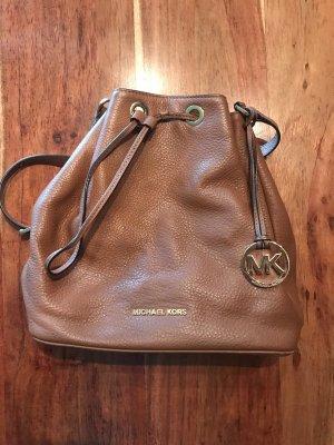 Michael Kors Handbag brown-gold-colored
