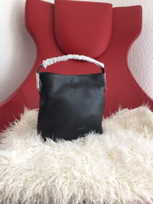 Coccinelle Pouch Bag black leather
