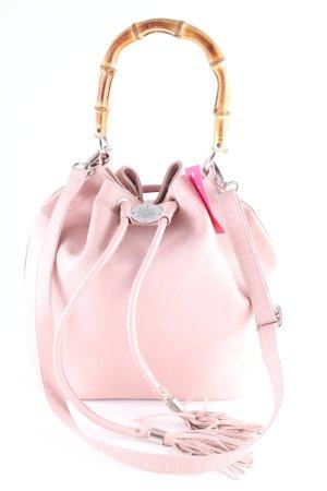 Beuteltasche rosé Casual-Look