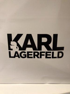 Karl Lagerfeld Borsellino argento-grigio chiaro