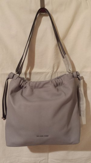 Michael Kors Pouch Bag purple leather