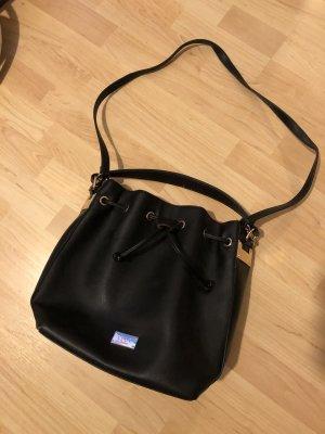 LYDC London Pouch Bag black