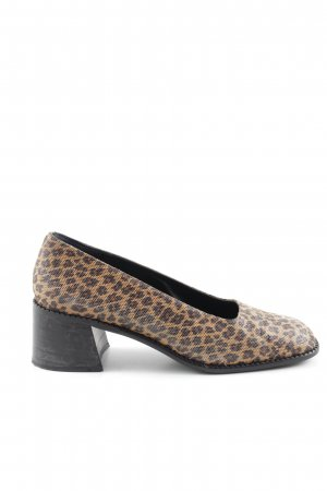 Beverly Feldman High Heels Animalmuster Animal-Look