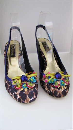Beverly Feldman  Pumps  NP ca. 250,-€ ! Gr. 38,5 TOP ZUSTAND!