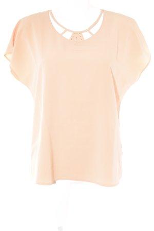Bexleys ärmellose Bluse orange-apricot Elegant