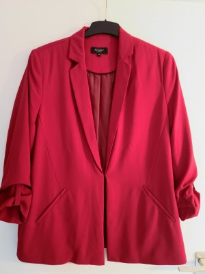 Bexleys Unisex Blazer dark red