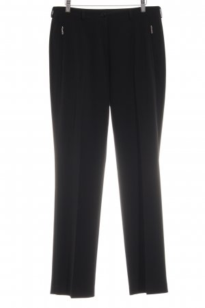 Bexleys Pleated Trousers black business style