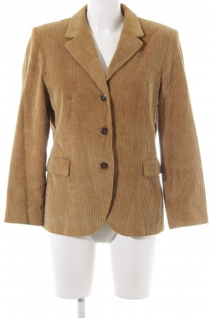 Bexleys Short Blazer camel Brit look
