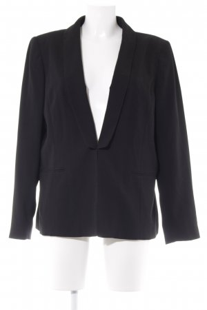 Bexleys Kurz-Blazer schwarz Business-Look
