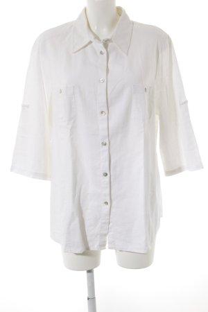 Bexleys Long Sleeve Shirt white casual look