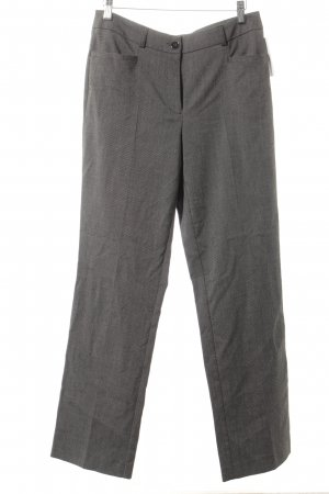 Bexleys Stoffhose dunkelgrau Business-Look