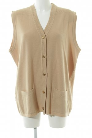 Bexleys Knitted Vest natural white casual look