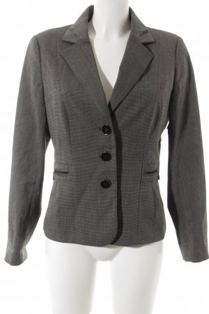 Bexleys Tweed Blazer dark grey business style