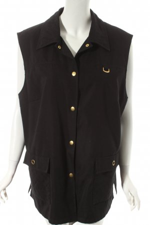 Bexleys Vest black street-fashion look