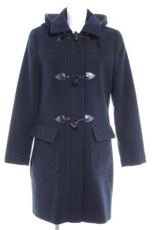 Bexleys Manteau d'hiver bleu foncé style décontracté