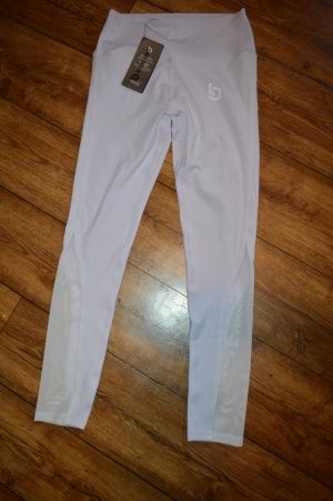 pantalonera blanco-púrpura
