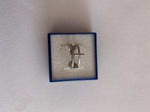 Bezaubender schöner Unikat Silber 925 Ring