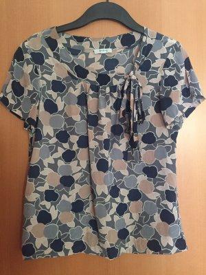 1.2.3 Paris Blusa in seta multicolore Seta