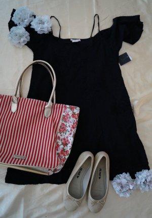 bezauberndes Kleid, Tunika von inTu in Größe S, Off Shoulder
