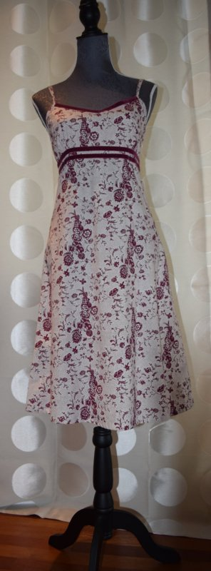 Bezauberndes Vintage-Kleid / Sommerkleid